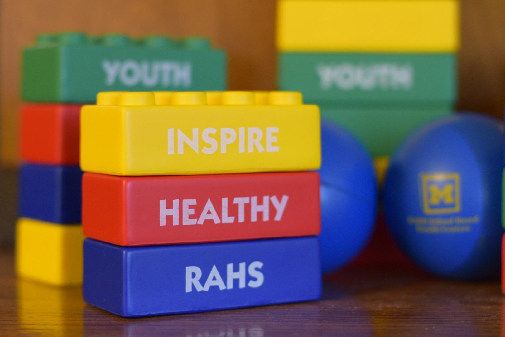RAHS-blocks