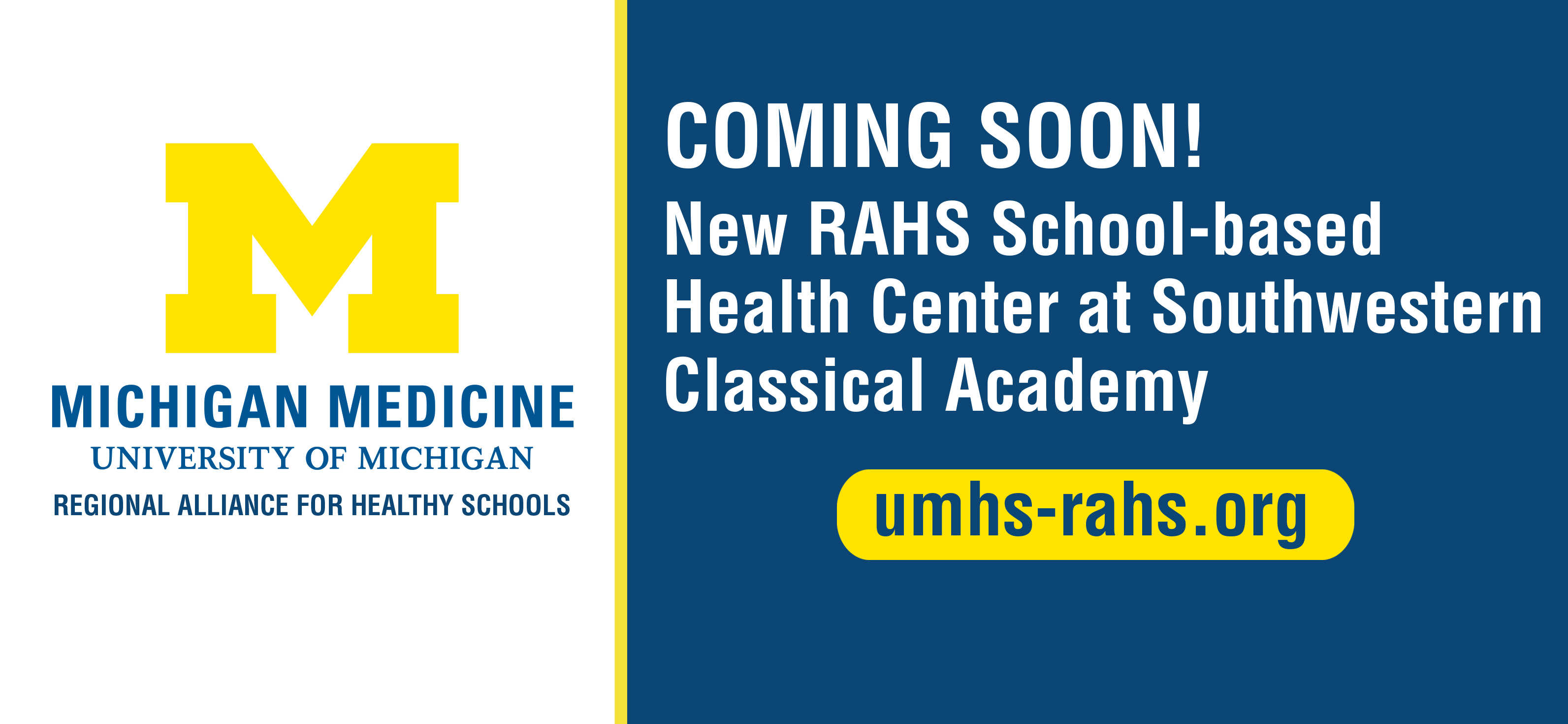 Coming Soon to Southwestern Classical Academy