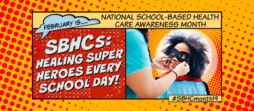 SBHC Awareness 2019 Graphic